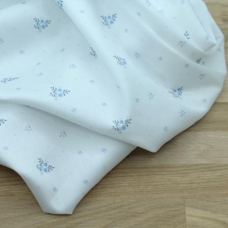 Tissu exclusif cotton motif La quinta by cécile et Batikou France
