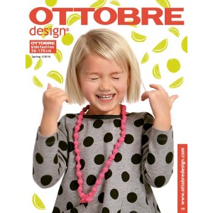catalogue patrons de couture ottobre Printemps 2014