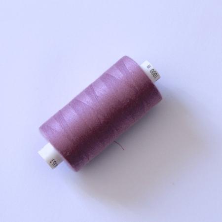 Fil à coudre Coats Coloris glycine