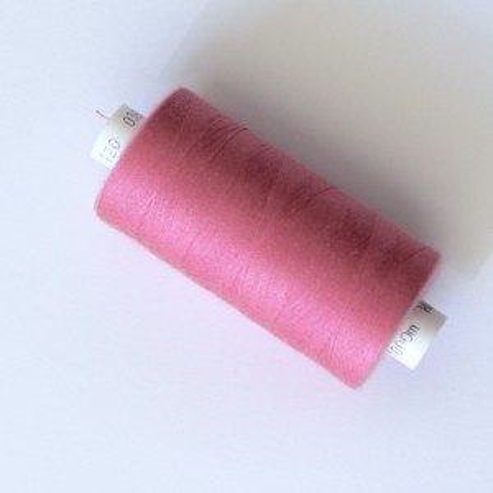 Fil à coudre Coats Coloris rose sorbet - 1- Mercerie