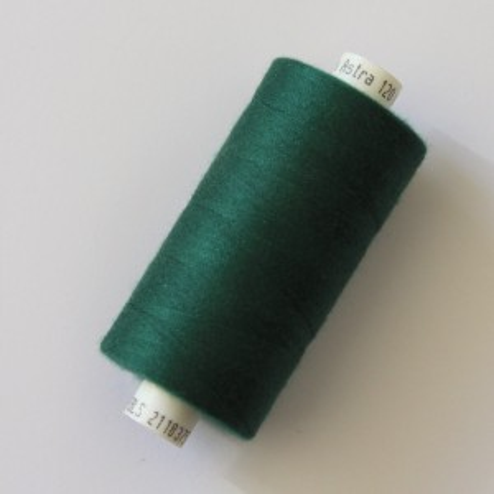 fil à coudre couture coats 1000m vert sapin