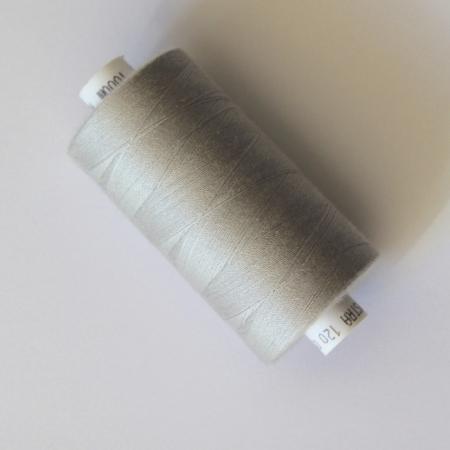 Fil à coudre Coats Coloris gris perle - 1- Mercerie
