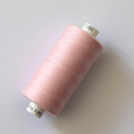 Fil à coudre Coats Coloris rose poudré - 1- Mercerie