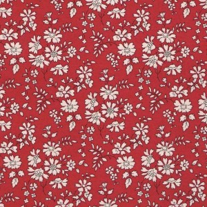 Liberty Capel B rouge rubis