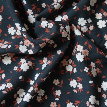 Exclusif Minimel pour Batikou Viscose à motifs fleuris