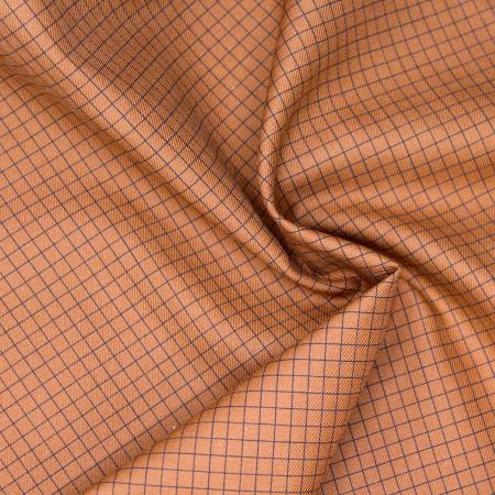 Tissu twill de coton organique