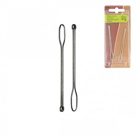 Passe lacet / élastique / fil LOT de 2