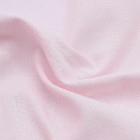 Chambray coton coloris rose layette