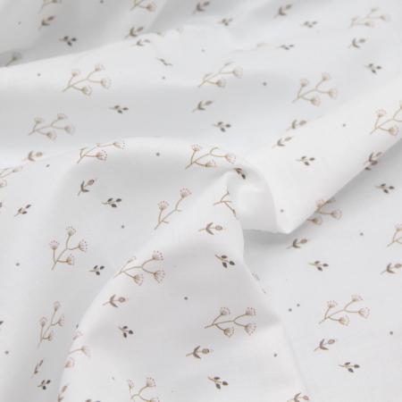 Batiste de coton motif exclusif Les Yeux fripons x Batikou