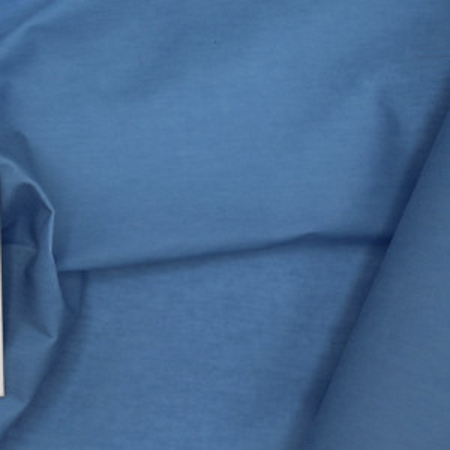 Coton huilé / ciré coloris bleu
