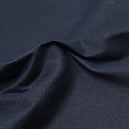 Coton huilé / ciré coloris bleu marine
