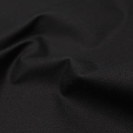 Coton huilé / ciré coloris noir