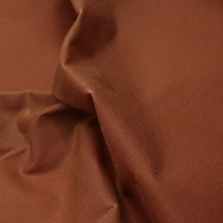 Coton huilé / ciré coloris roux écureuil