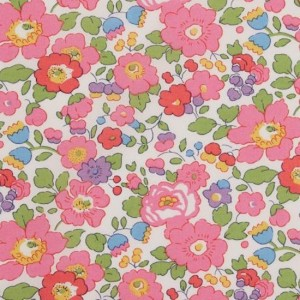 Tissu Liberty Besty 2019-103A exclusif tissus coupe mercerie boutique ligne metre