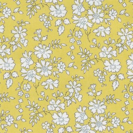Liberty Organic Capel jaune