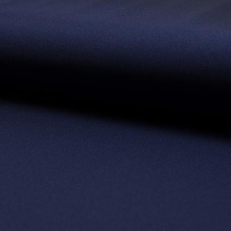 Jersey Lycra (maillot de bain) coloris bleu marine