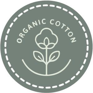 Tissus issus de l'agriculture biologique